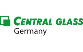 Slika predstavlja logo firme Central Glass
