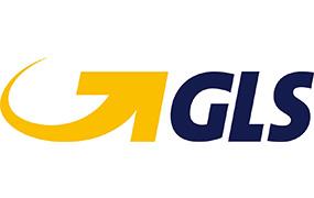 Slika prikazuje logo firme GLS