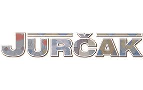 Slika predstavlja logo firme Jurčak